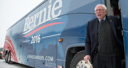 Why top Republicans are working doggedly to help Bernie Sanders