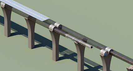 Elon Musk's Hyperloop transportation system? It will be tested this year.