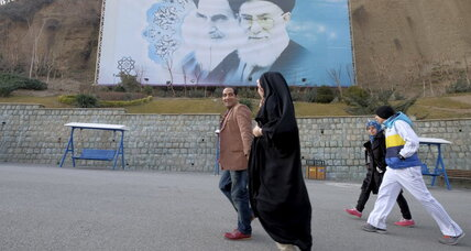 Nuclear deal hangs on Iran's unfinished revolution