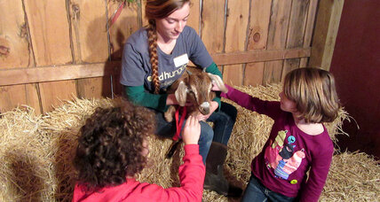 Heifer Farm teaches sustainable ways to end hunger