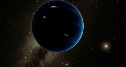 Does our solar system have a ninth planet? (+video)