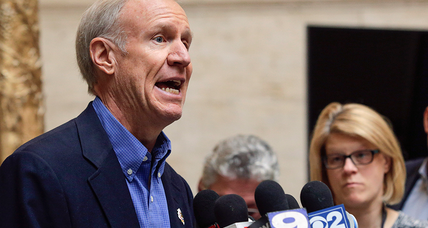 Will Illinois take over Chicago's debt-ridden public schools?