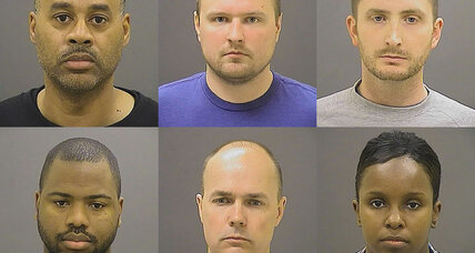 Officer won't testify against colleagues facing charges in Freddie Gray's death