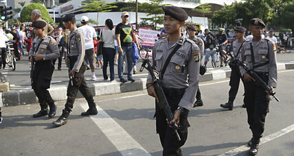 Will Indonesia toughen its anti-terror laws after deadly IS-linked attack? (+video)