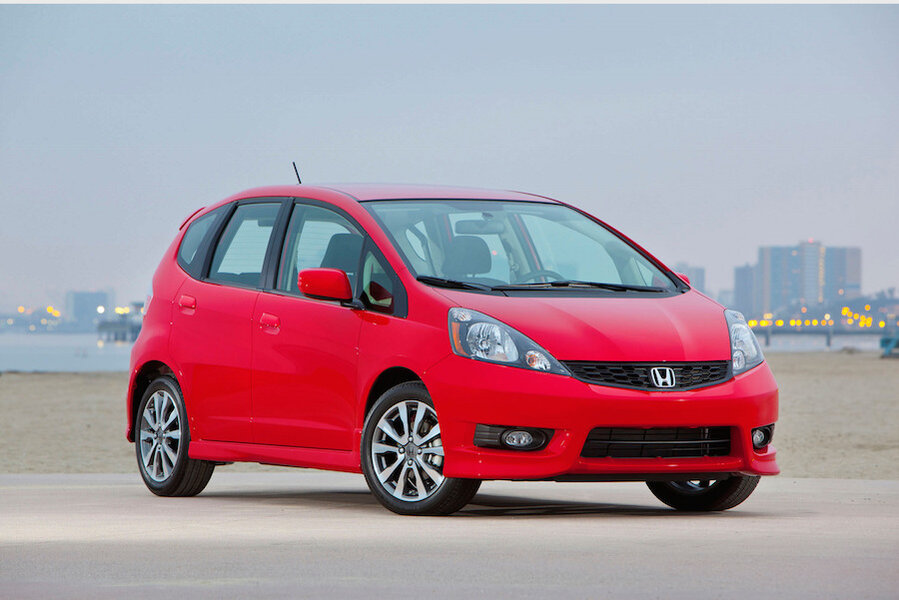Honda Fit Vs Hyundai Accent Which Economy Car Fits You Best