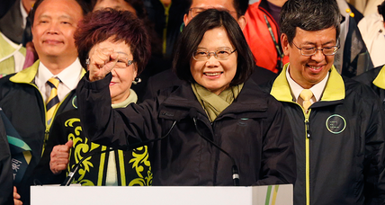 China responds to Taiwan's election results with hostile messages (+video)