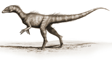 Behold the 'dragon thief,' the oldest known Jurassic dinosaur