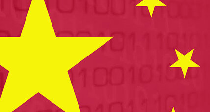 Why China Hacks The World CSMonitorcom - Map of us chinese hacking victims