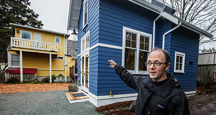 Tiny-house villages: An innovative solution to homelessness?
