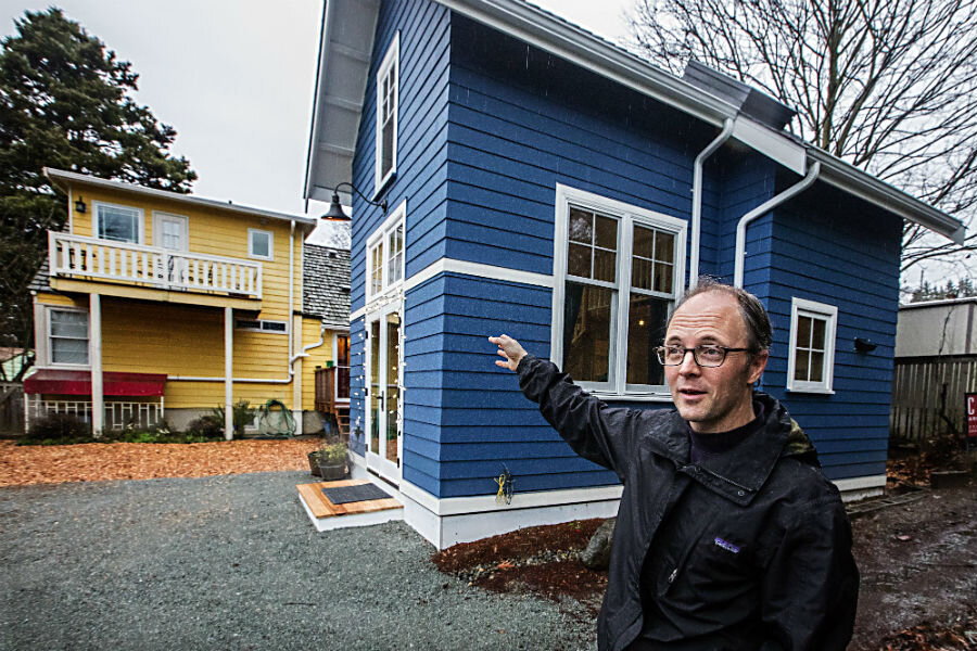 Tiny Home Designs: Tiny-house Villages: An Innovative Solution To