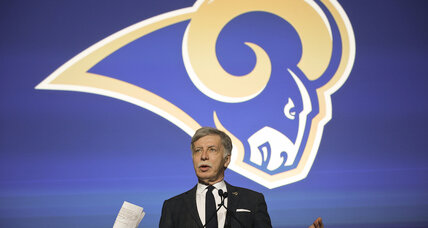 Rams move isn't a big economic win for L.A. (or a big loss for St. Louis)