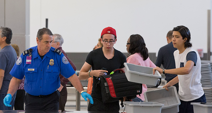 TSA: 20 percent more guns found in passenger carry-on bags in 2015