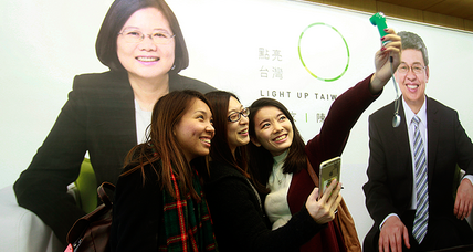 Hong Kong democrats find a deeper resonance in Taiwan's orderly election