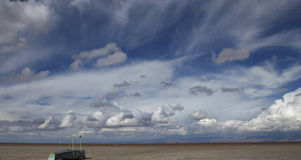Is the disappearance of Bolivia's second-largest lake a harbinger?