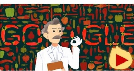 Wilbur Scoville and a hidden passion for chilis at Google