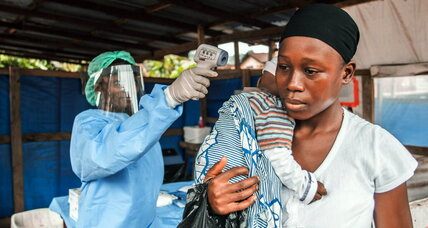 Shaken by Ebola setback, Sierra Leone probes health system's readiness