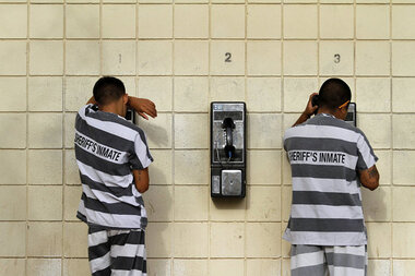 US prisons now offer inmates 'electronic messaging,' but it's not