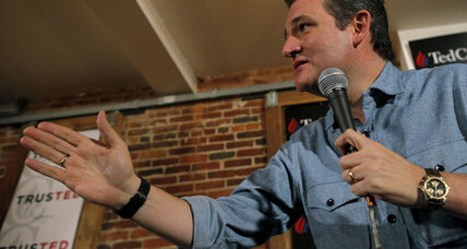 Ted Cruz, standup comic? Check out his impressions.