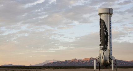 Why Blue Origin's reuseable rocket is such a big deal