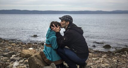 Should Greek islanders win a Nobel Peace Prize?