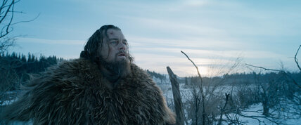 'The Revenant' survives blizzard to top box office