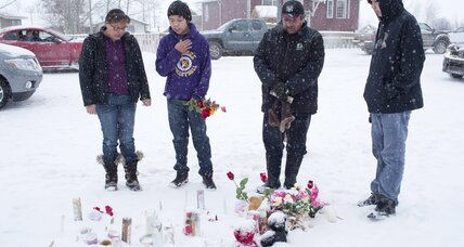 Canada gov't: worried about aboriginal towns in wake of shooting