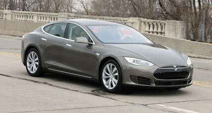Tesla Model S dominates electric car sales in Canada