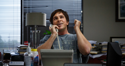 'The Big Short': An Oscars dark horse for Best Picture