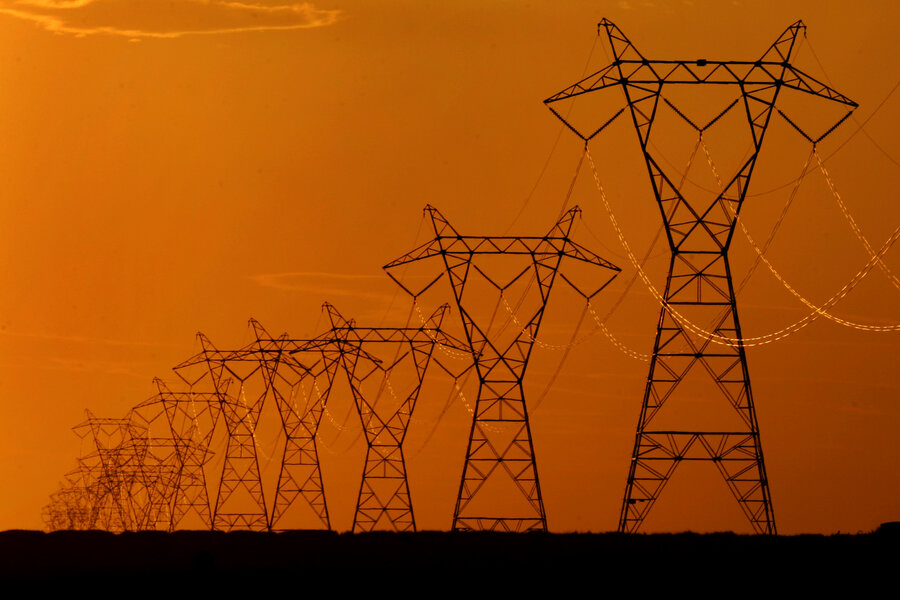 Electric Grid Monitor : The pentagon s plan to defend power grid against