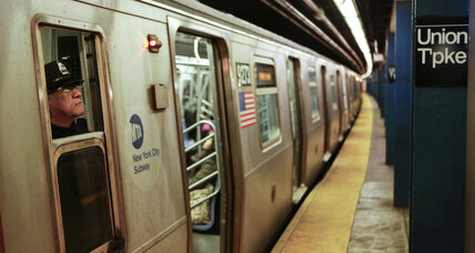 Despite uptick in crime, officials say New York subway is world's safest