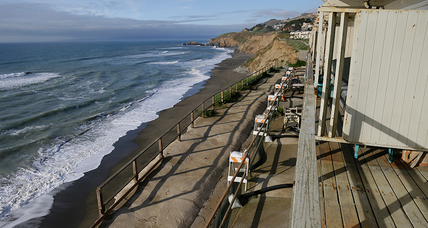 How your photos can help scientists track coastline erosion