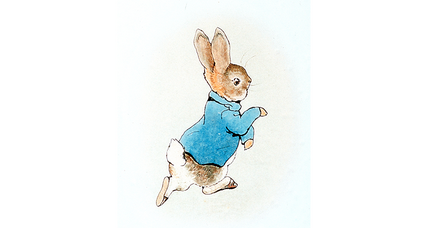 Beatrix Potter: Newly-found story by 'Peter Rabbit' author will be released this fall