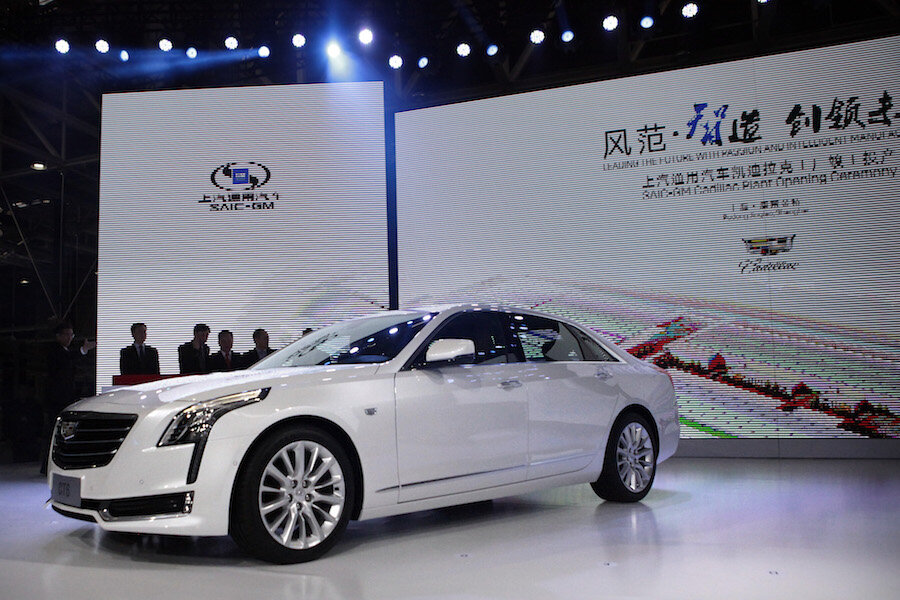 2016 Cadillac CT6 is a bargain rival to Audi and Mercedes