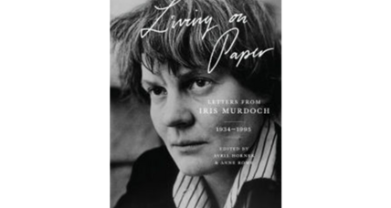 'Living On Paper' wonderfully displays the many faces of Iris Murdoch
