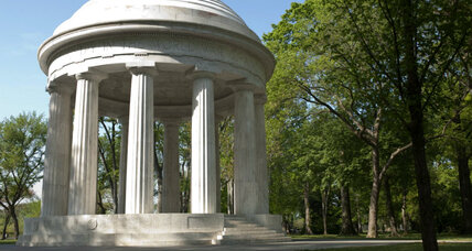 New World War I memorial: America looks back to move forward
