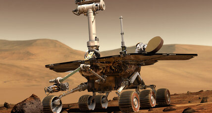 NASA's Opportunity rover shatters expectations with 12 years on Mars