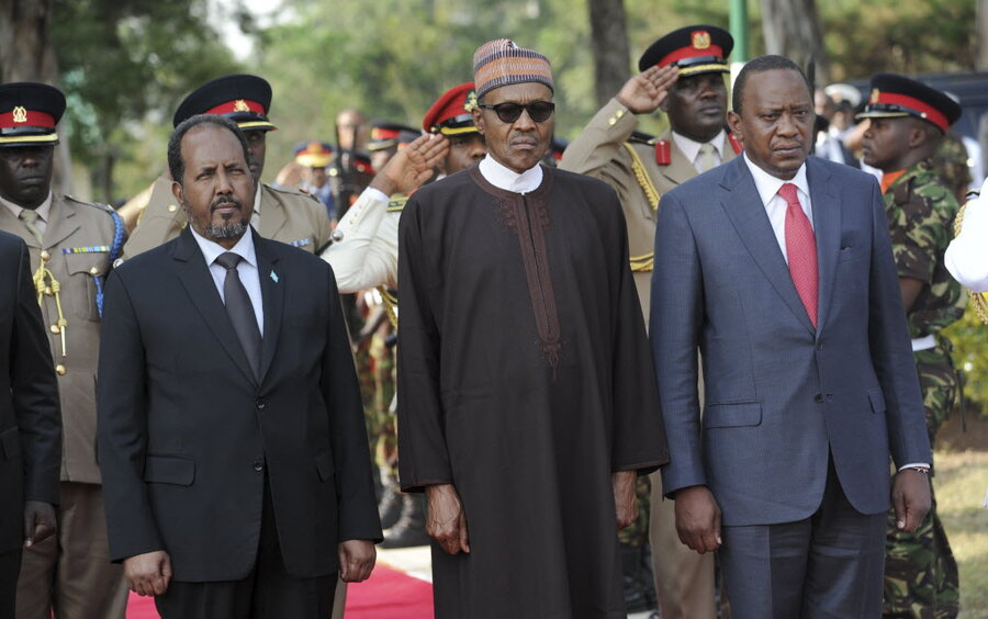 As Kenyan troops retreat from Somali towns, fears of insecurity grow