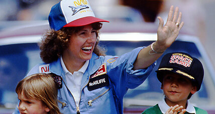 30 years after Challenger: Christa McAuliffe's legacy lives on through students (+video)