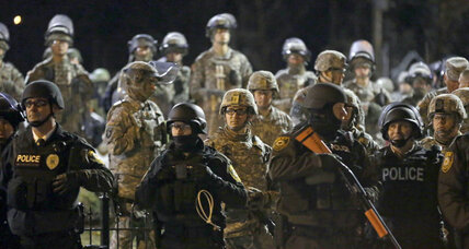 Ferguson police agree to massive overhaul under federal oversight