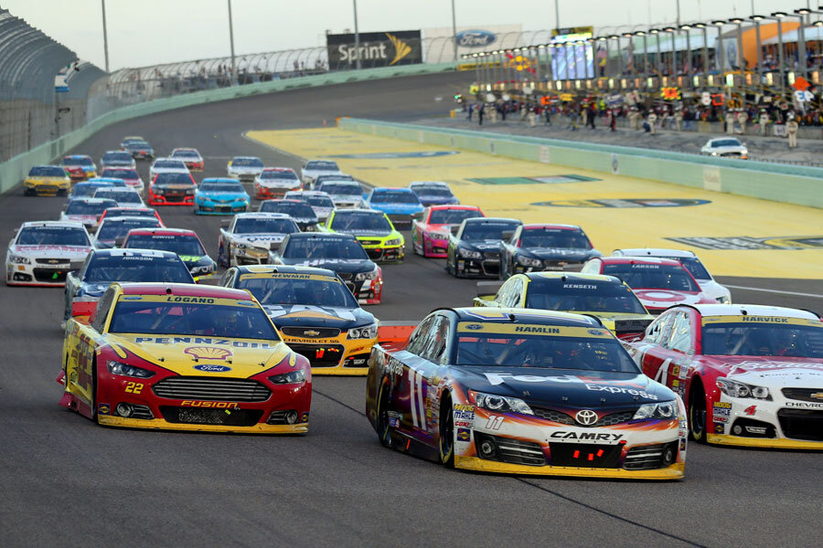 Why Should Nascar Go Electric