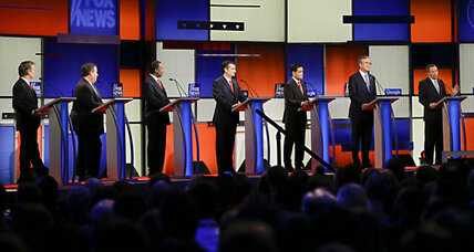 Republican debate: how Donald Trump's rivals became themselves
