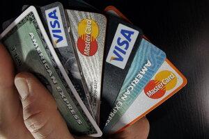Ao solicitar um rendimento anual de cartão de crédito