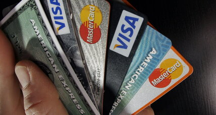 How to report income on your credit card application