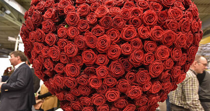 Valentine's Day prices for roses are already going through the roof