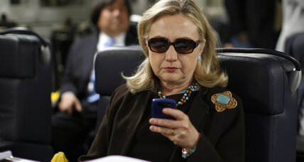 US declares 22 Hillary Clinton emails 'top secret,' according to news report