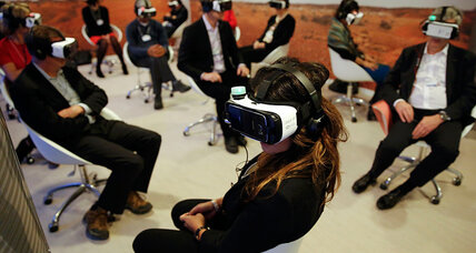 Is Apple expanding into virtual reality?