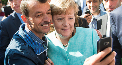 Is Angela Merkel now backtracking on refugees?