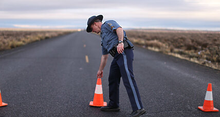 Ransacked Oregon refuge: Sign of disdain toward America's rangers?