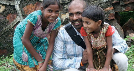 Ian Anand Forber-Pratt returned to India to put every child in a loving family
