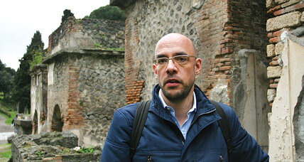 Albrecht Matthaei fell in love with Pompeii. Now he works to preserve it.